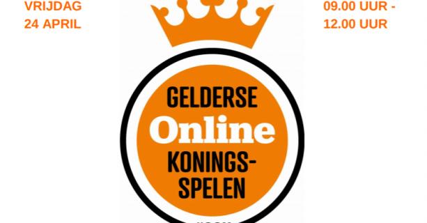 Gelderse Online Koningsspelen! #GoK